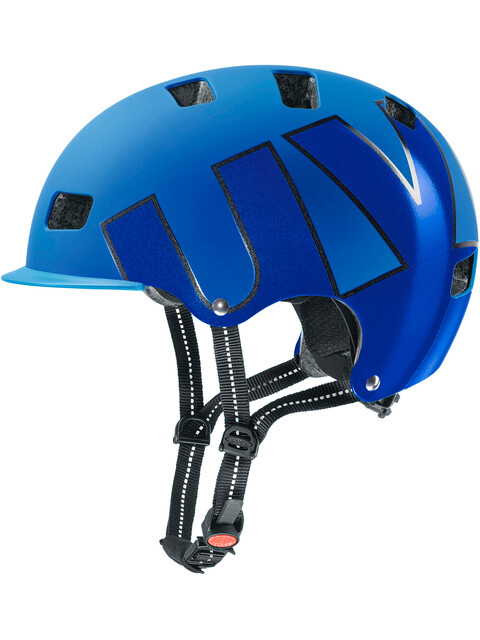 UVEX Helmet 5 Bike Pro blue matt
